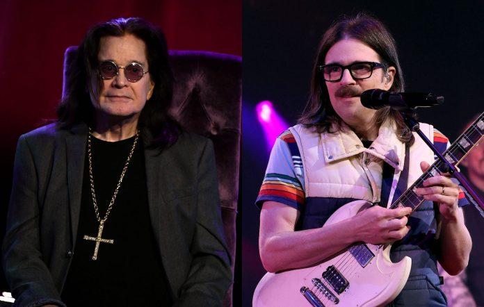 Ozzy Osbourne Weezer Rivers Cuomo