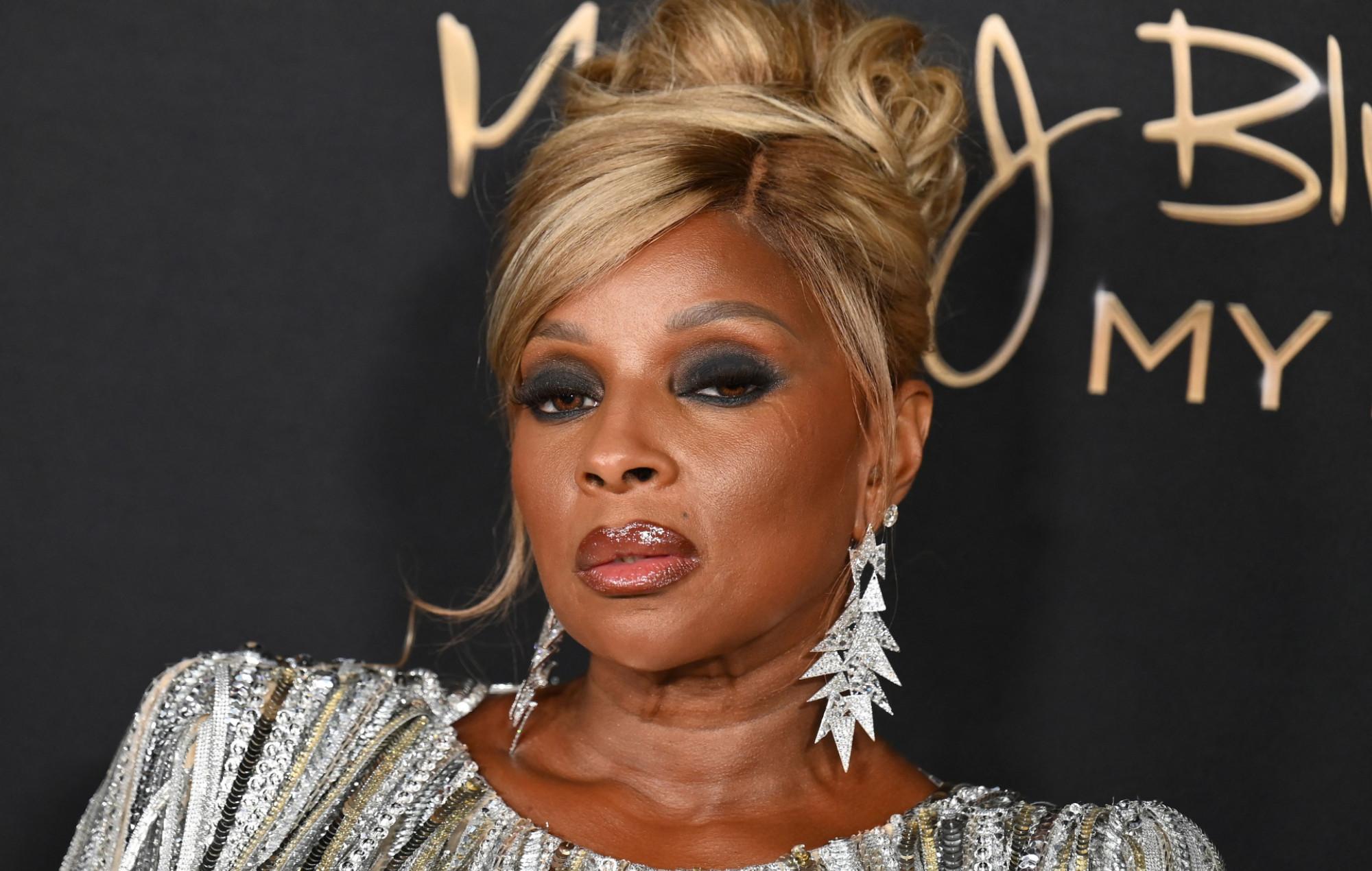 Mary J Blige Shuts Down Idea Of Taking Part In A Verzuz Battle
