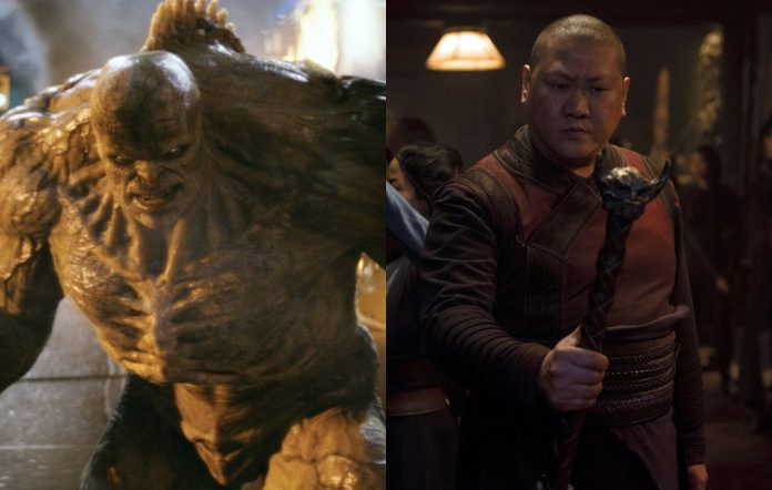 Abomination and Wong
