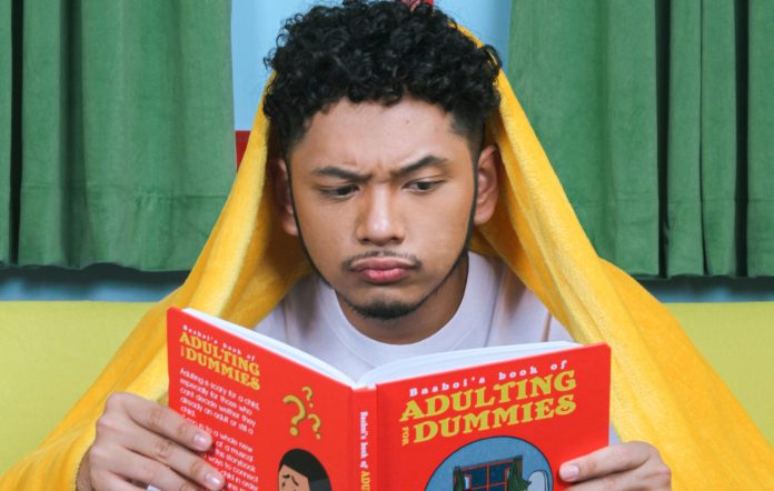 Indonesian rapper Basboi delves into growing pains with debut album 'Adulting For Dummies'