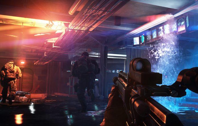 Battlefield 6 Reveal Battlefield 4 Screenshot