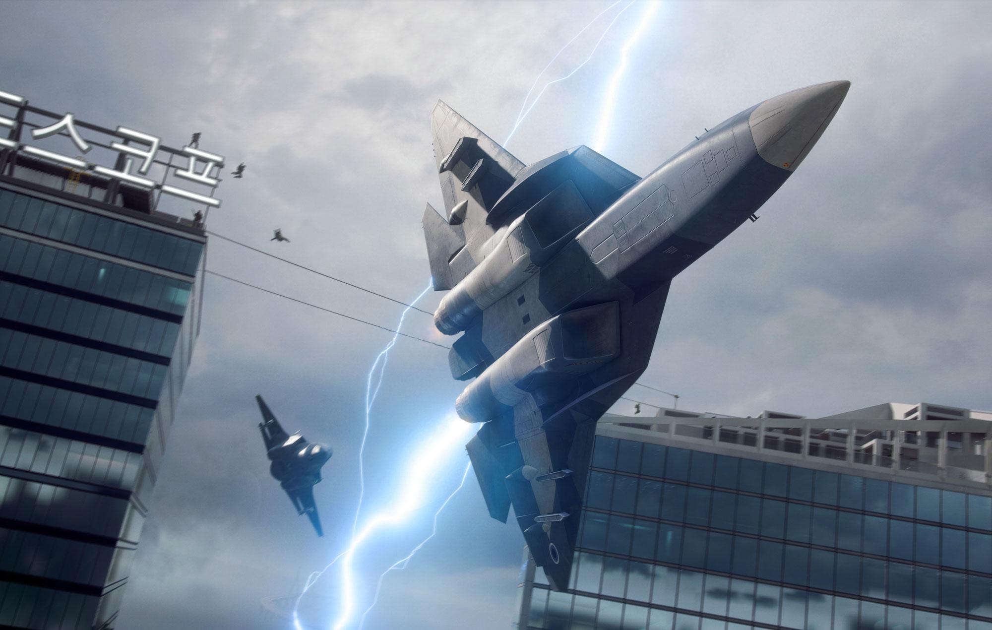 Battlefield 2042 weather will affect combat