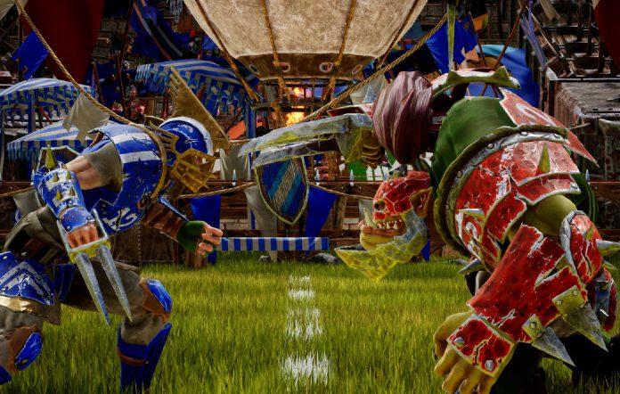 Blood Bowl 3 Screenshot