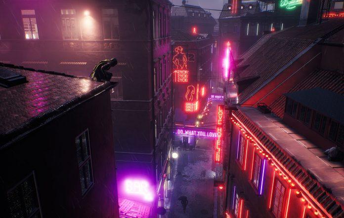 Bloodhunt Neon