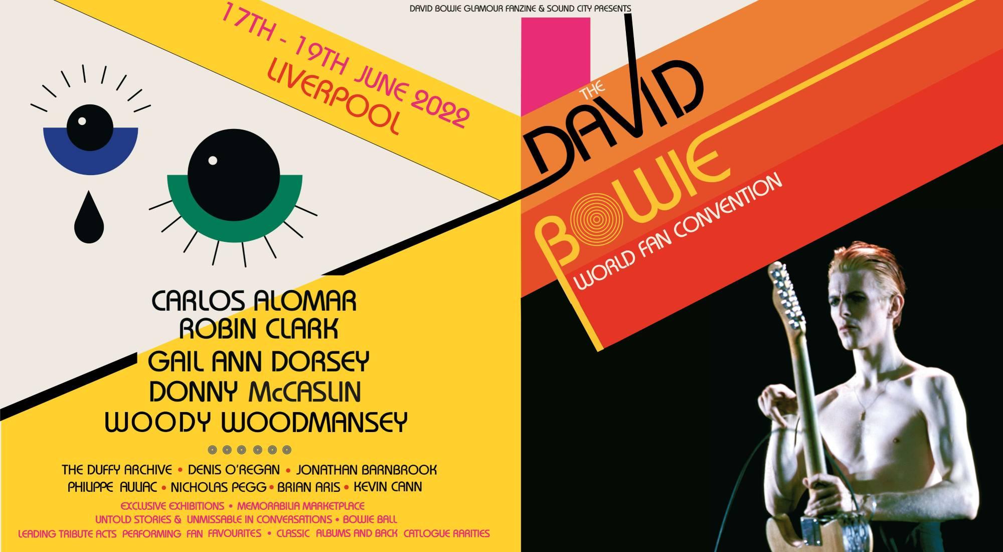 David Bowie convention