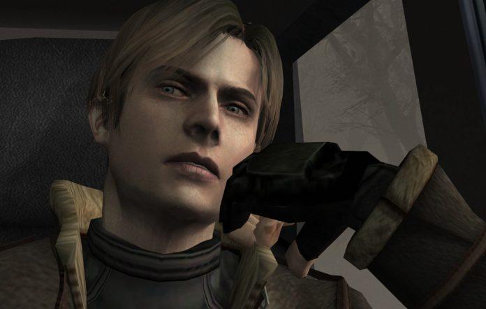 Capcom Resident Evil 4 Screenshot Leon S. Kennedy