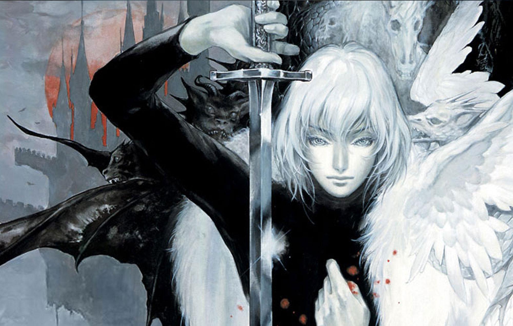 Castlevania: Aria Of Sorrow concept art