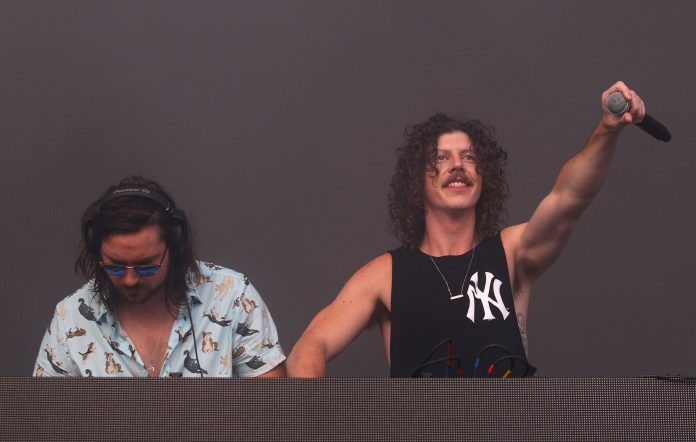 Check out Peking Duk's anthemic new single 'Chemicals'