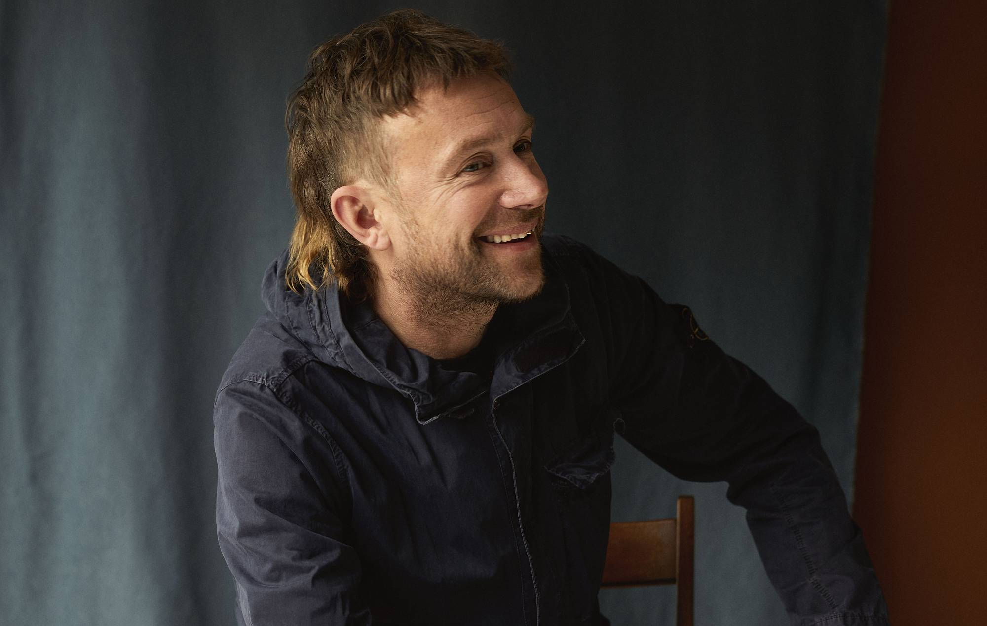 Damon Albarn returns with new solo album 'The Nearer The Fountain, More Pure The Stream Flows'. Credit: Linda Brownlee