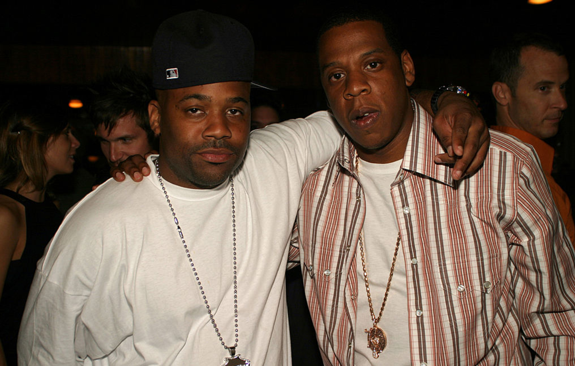 Roc-A-Fella sues Damon Dash over attempted sale of JAY-Z's 'Reasonable Doubt' as an NFT