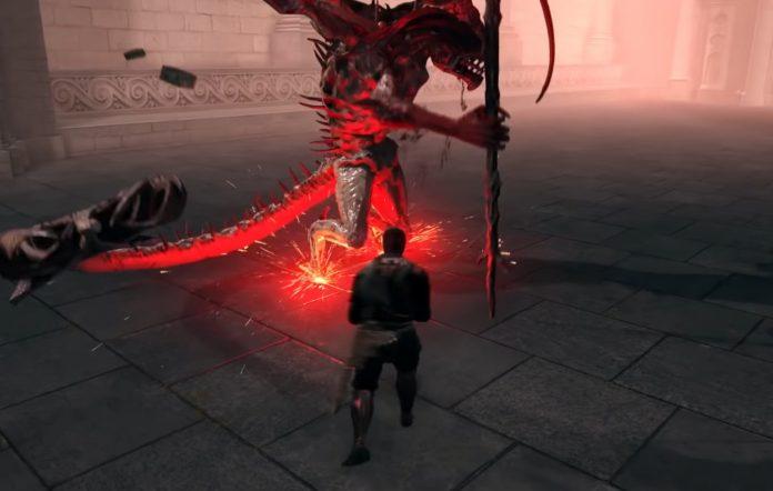 Dark Souls: Nightfall Trailer Screenshot