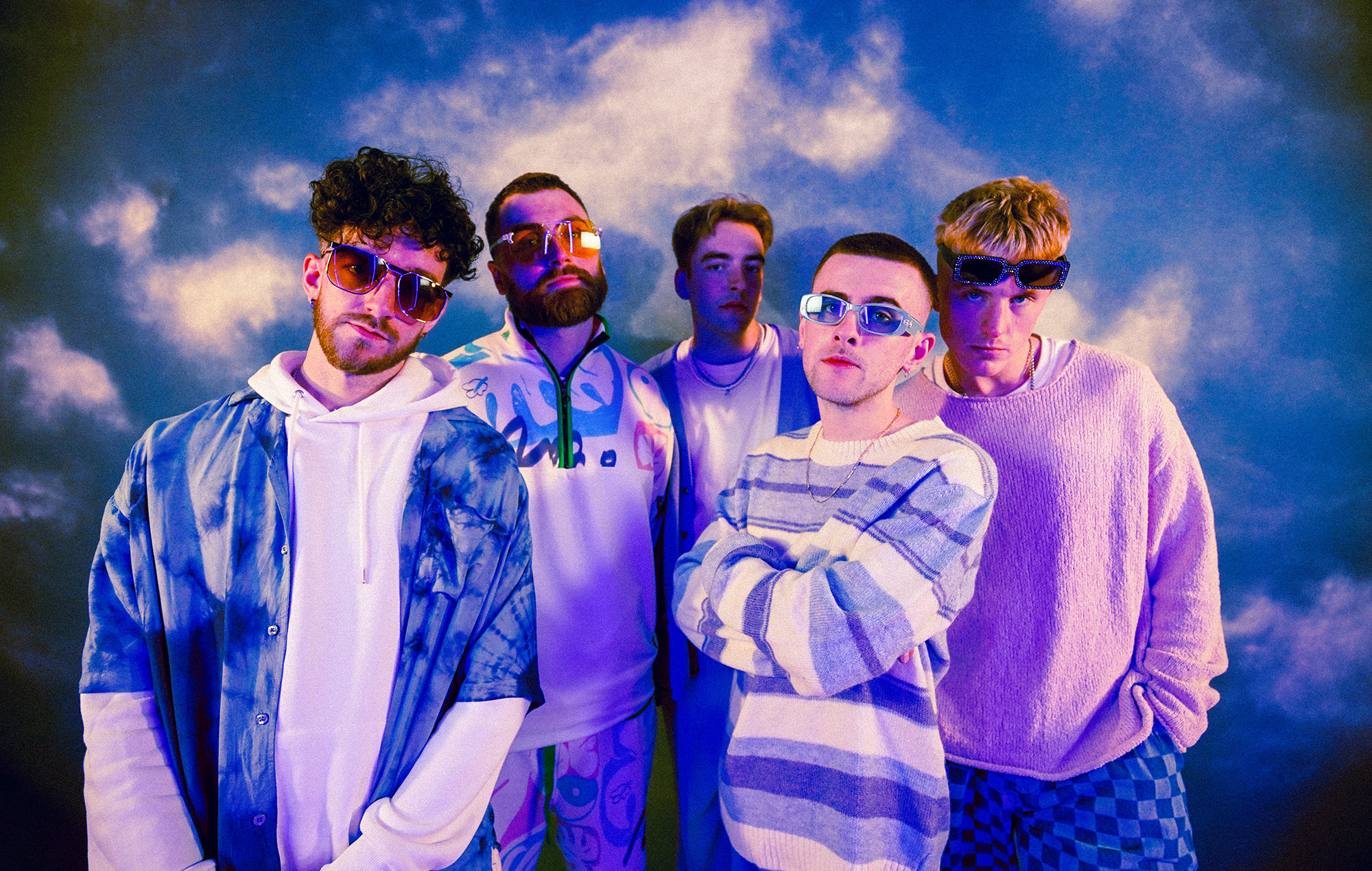 Goldfish, hoverboards, cloud-surfing cherubs: what to expect from Easy Life's O2 Arena gig in 'Fortnite'