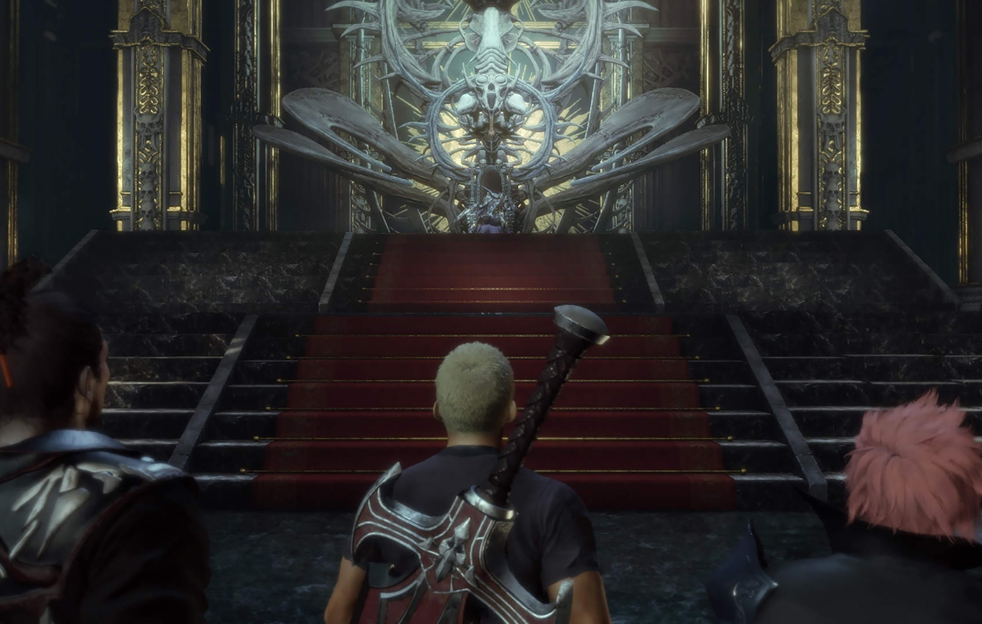 Final Fantasy Origins - Strangers Of Paradise
