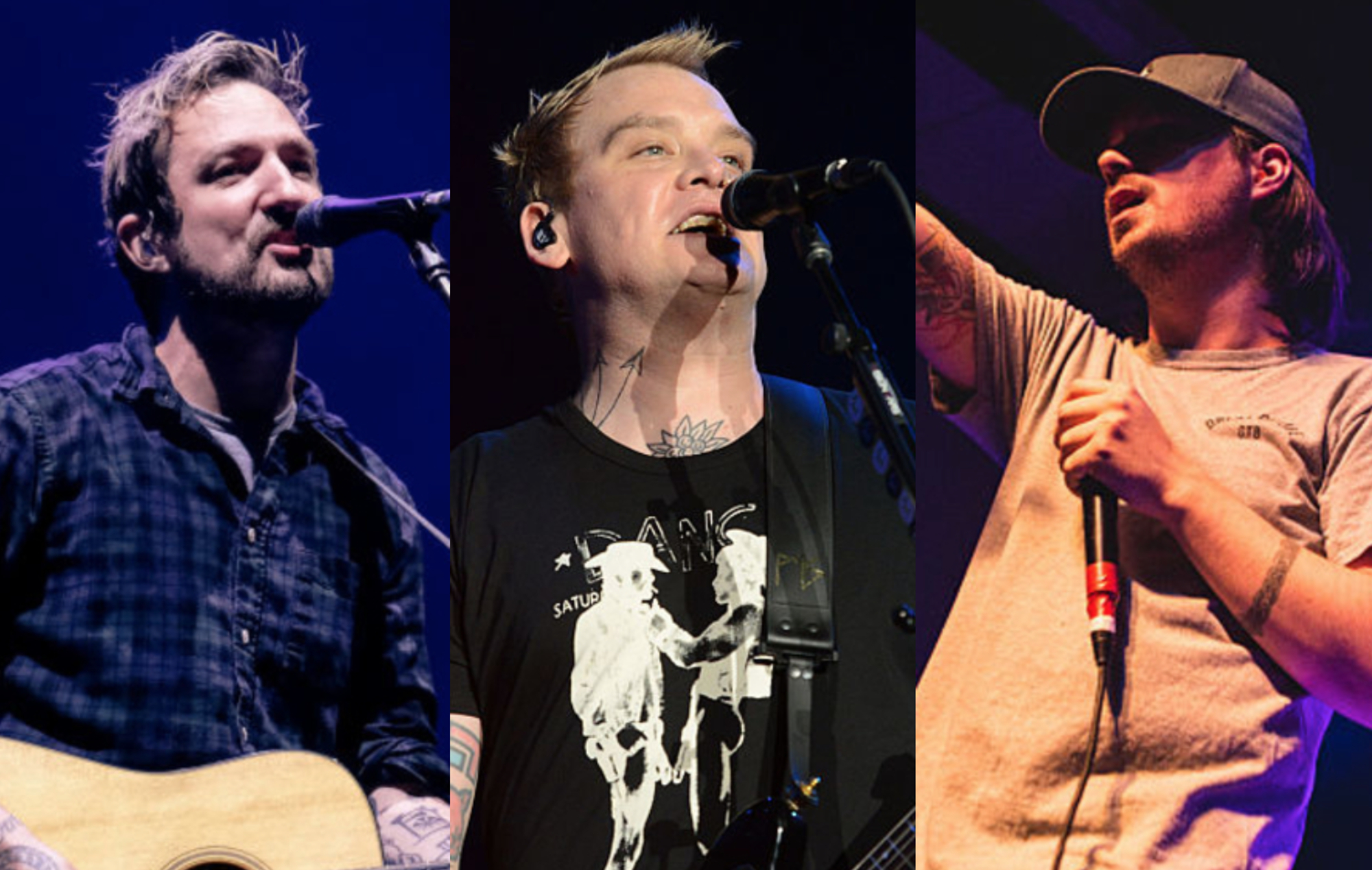 Slam Dunk Festival adds Frank Turner, Alkaline Trio and Funeral For A Friend to line-up