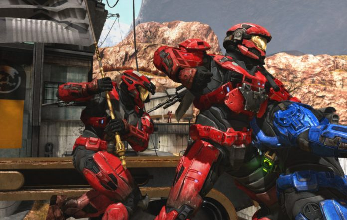 Halo: The Master Chief Collection Multiplayer Screenshot