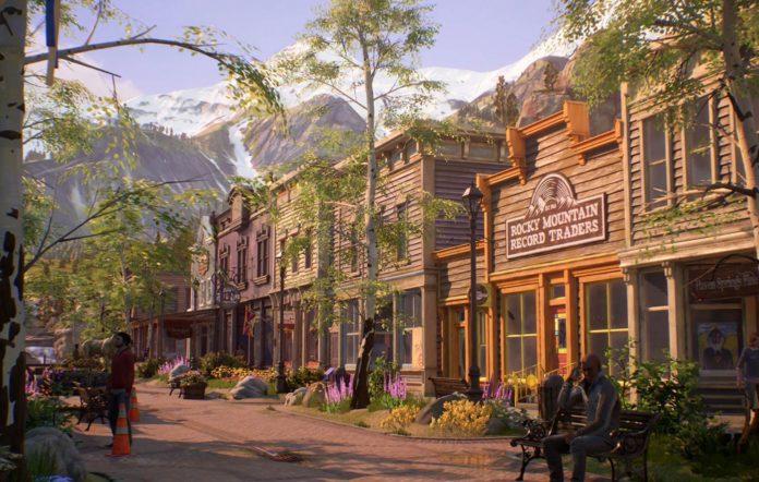 Life Is Strange: True Colours Town Shot