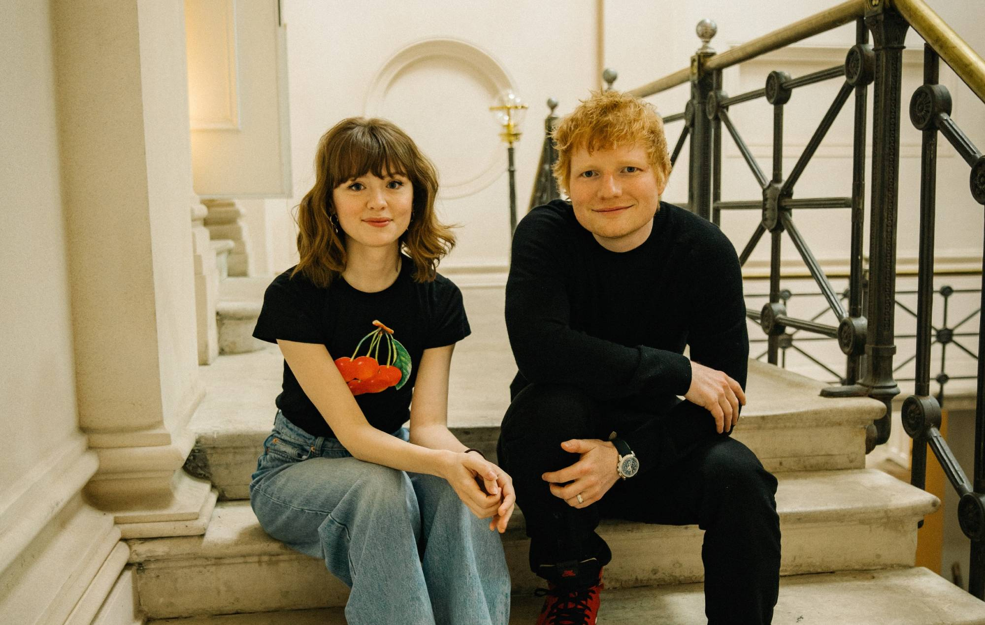 Maisie Peters signs to Ed Sheeran's record label and announces debut album