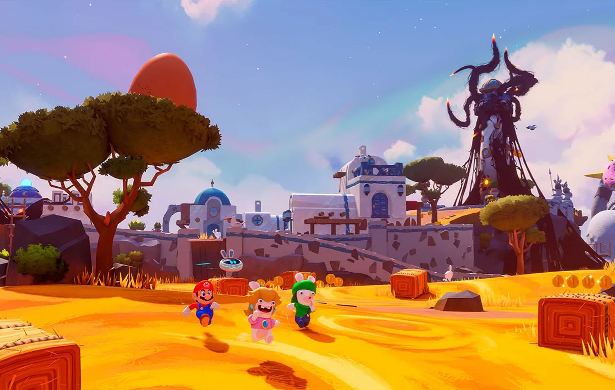 Mario + Rabbids Sparks Of Hope 1