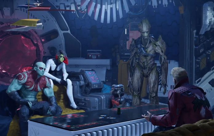 Marvel's Guardians of the Galaxy' officially revealed at E3