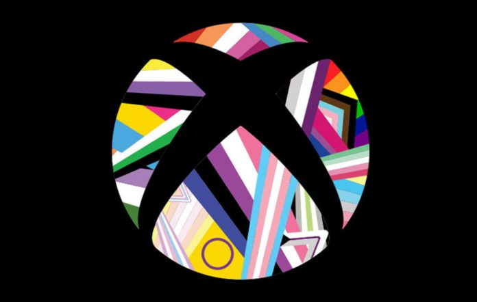 Xbox Pride Logo