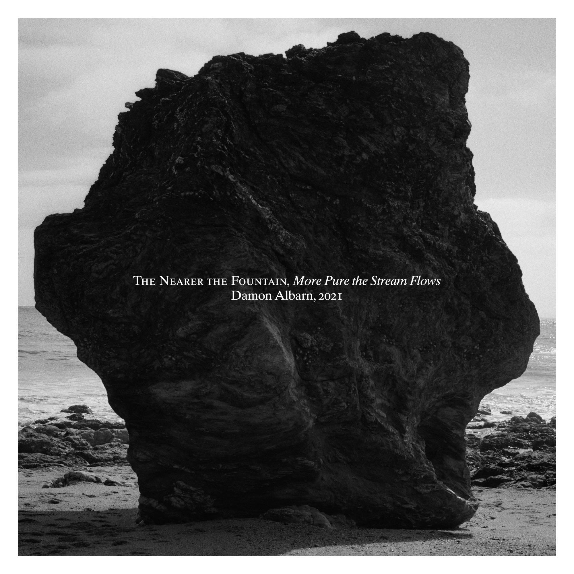 Damon Albarn returns with new solo album 'The Nearer The Fountain, More Pure The Stream Flows'.