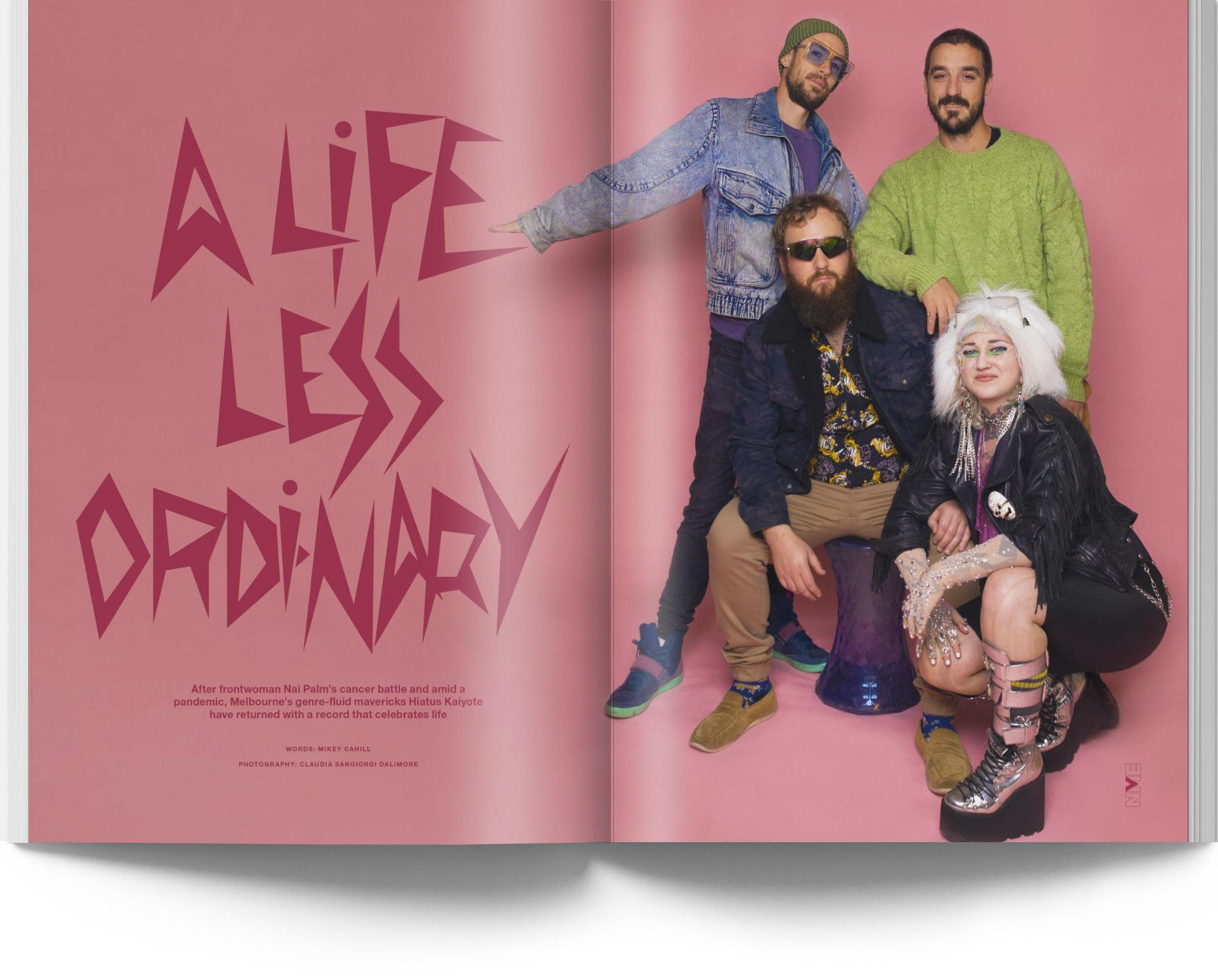 NME Australia Magazine Issue 19