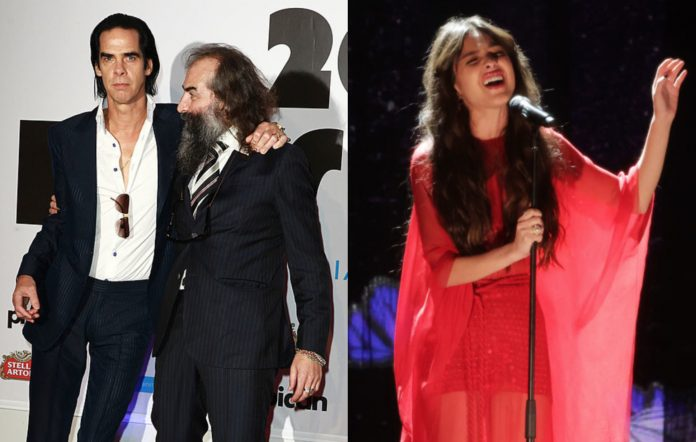 Nick Cave & Warren Ellis and Olivia Rodrigo