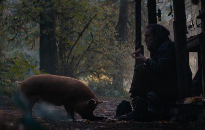 Nicolas Cage in 'Pig' coming to Edinburgh Film Festival