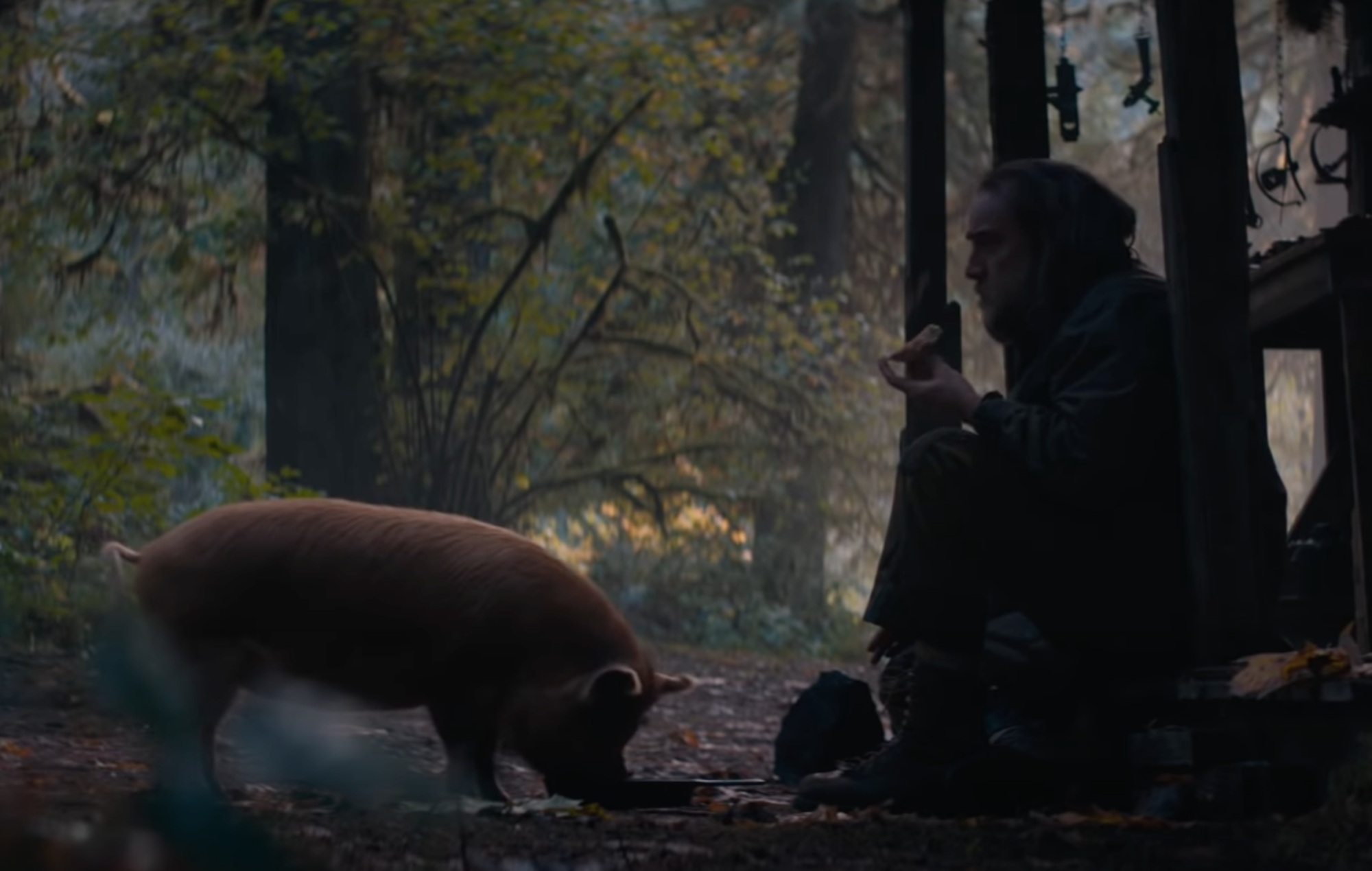 'Pig', 'Here Today' and more coming to Edinburgh Film Festival 2021