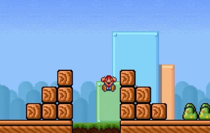 Nintendo Super Mario Bros. Death