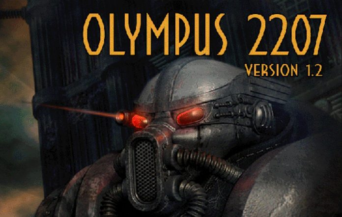 Fallout 2 mod Olympus 2077