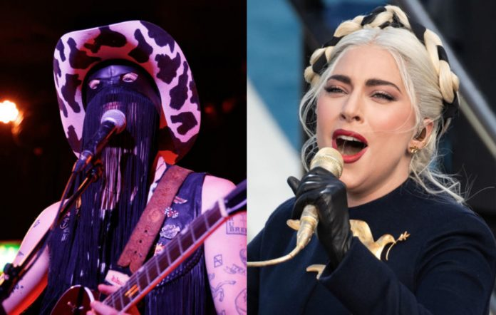 Orville Peck and Lady Gaga