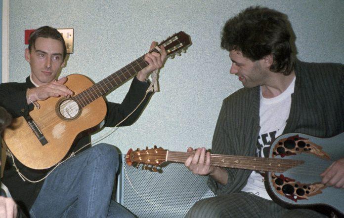 Paul Weller Band Aid