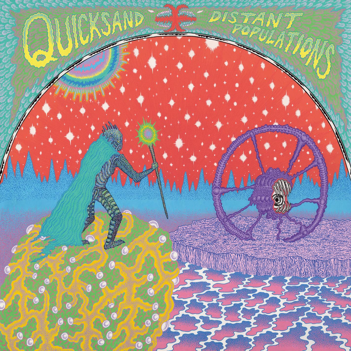 Quicksand album art