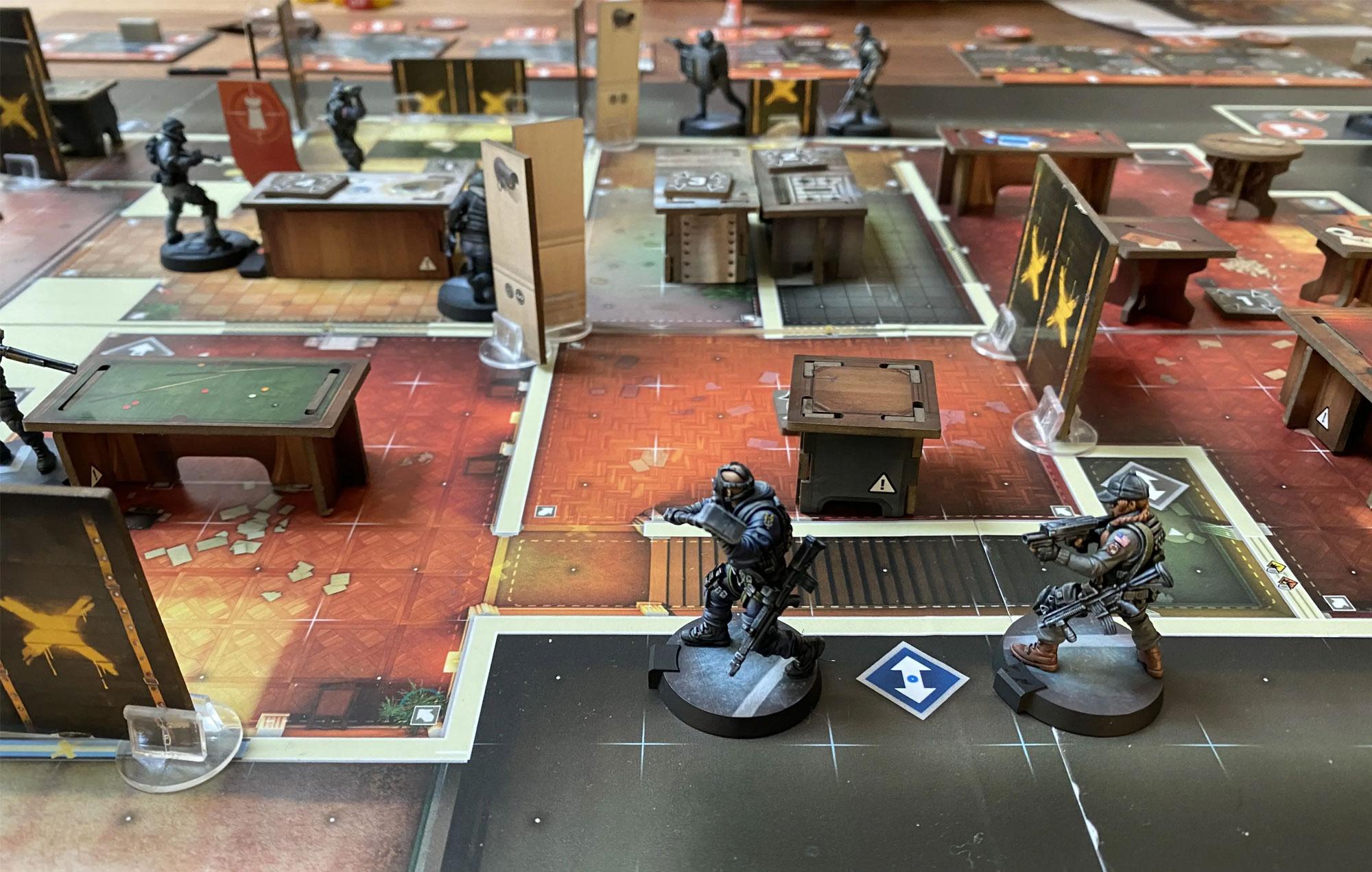 6: Siege – настолка по Rainbow Six, которая выглядит сложнее оригинальной игры