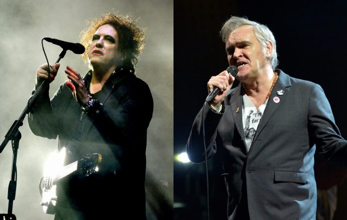 The Cure's Robert Smith has addressed an ongoing