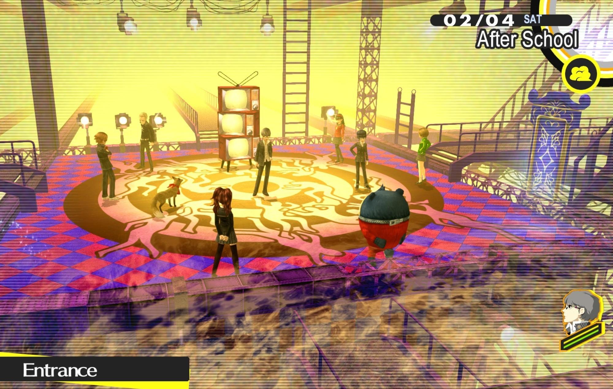 Shin Megami Tensei spinoff Persona 4 Golden