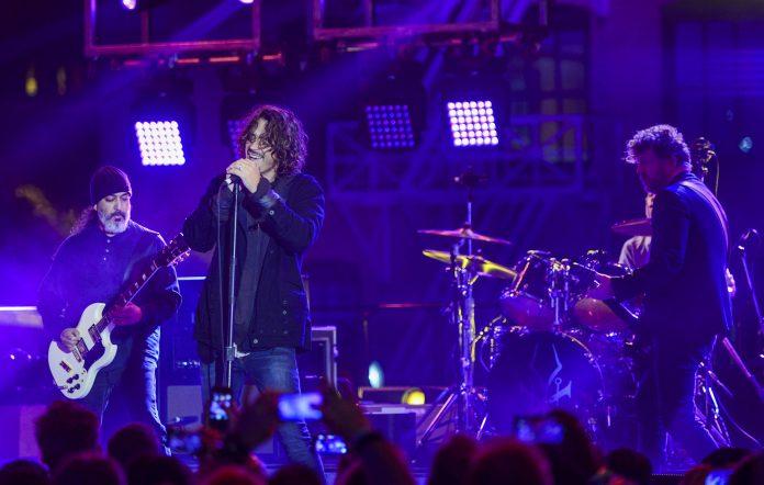 Soundgarden in 2014.