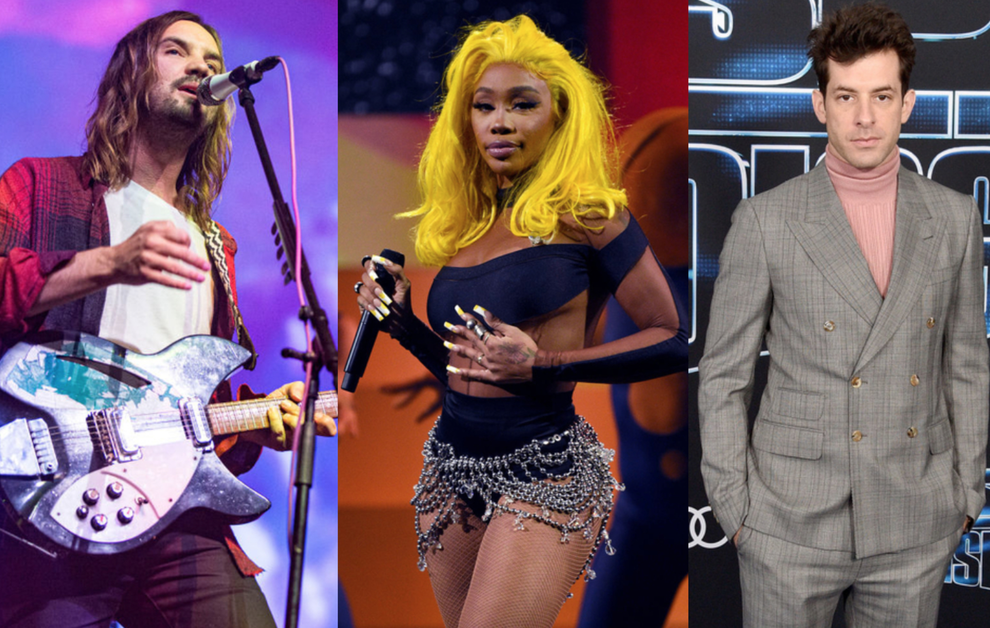 Tame Impala's Kevin Parker teases SZA and Mark Ronson collaboration could be coming soon