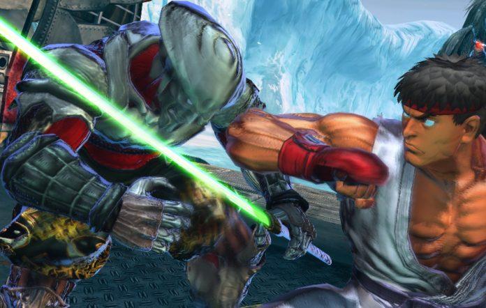 Tekken X Street Fighter On Hold