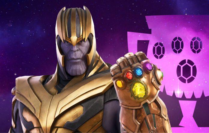 Thanos returns to Fortnite
