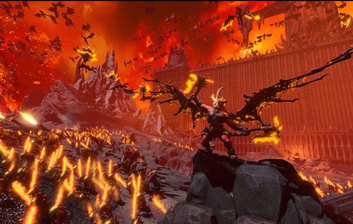 Total War: Warhammer 3 Khorne Daemons