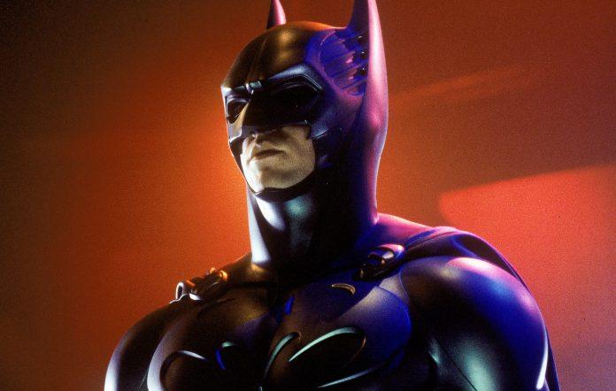 Val Kilmer as Batman in 'Batman Forever'.