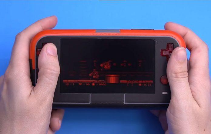 Virtual Boy Custom Console