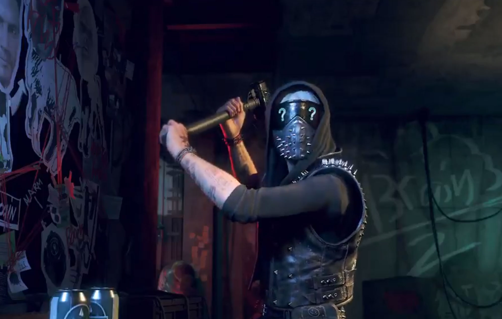 Wrench returns in 'Watch Dogs: Legion' Bloodline DLC which gets a trailer  at E3