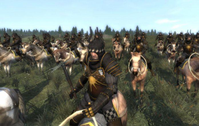 Witcher Total War mod horseback