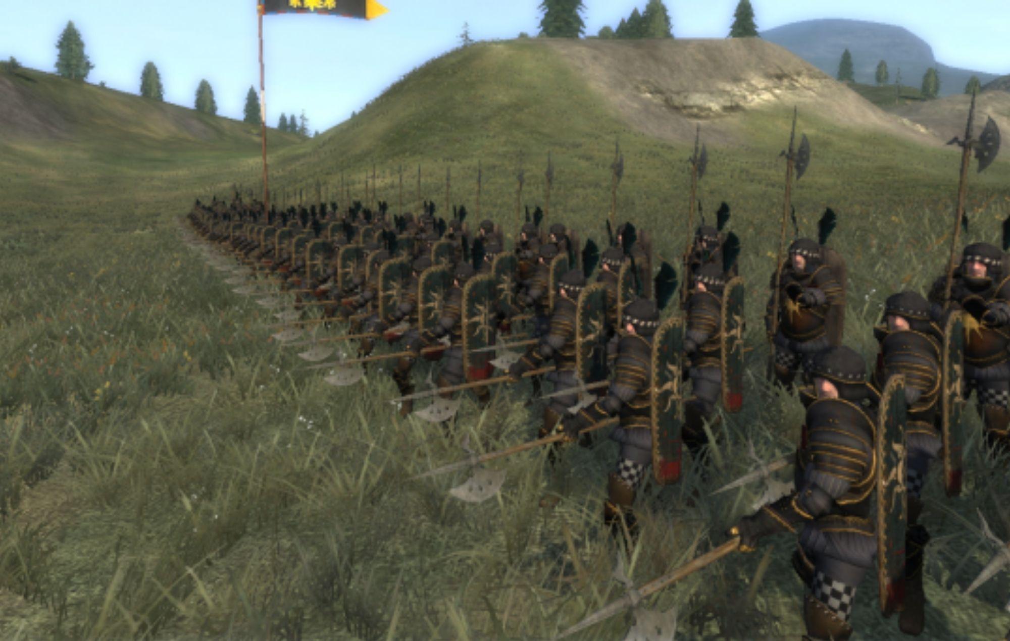 Witcher: Total War mod