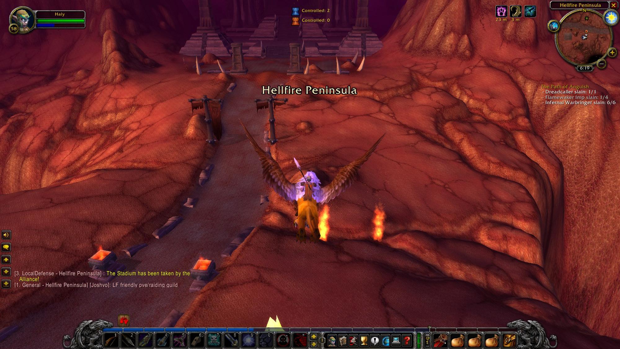 World of Warcraft Classic: The Burning Crusade