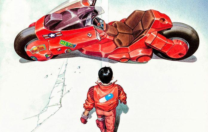 Akira limited edition Shotaro Kaneda red leather jacket replicas on sale Funimatino