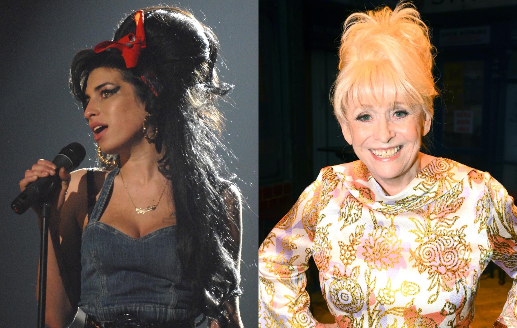 Amy Winehouse And Barbara Windsor Used To Act Out Old Eastenders Scenes Claims Friend